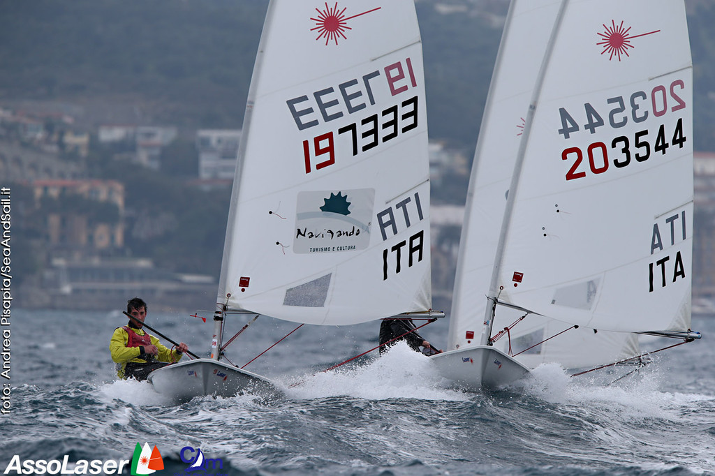 Laser Italia Cup Diano Marina 2014