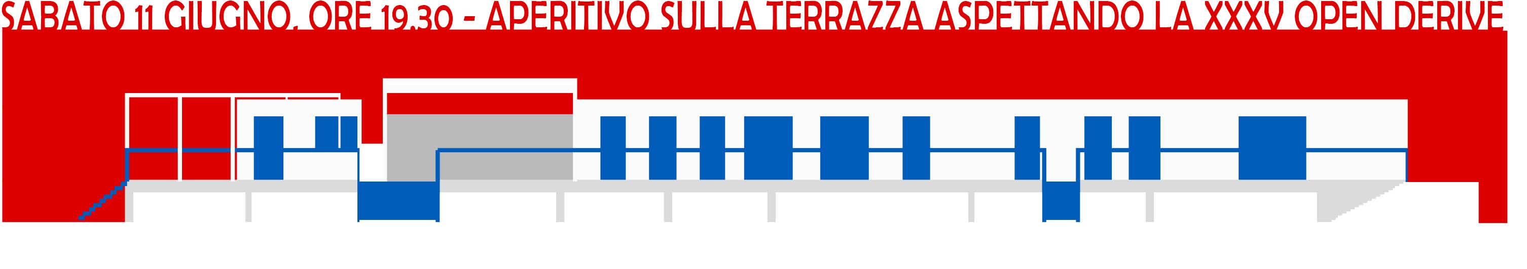 APERITIVO SULLA TERRAZZA