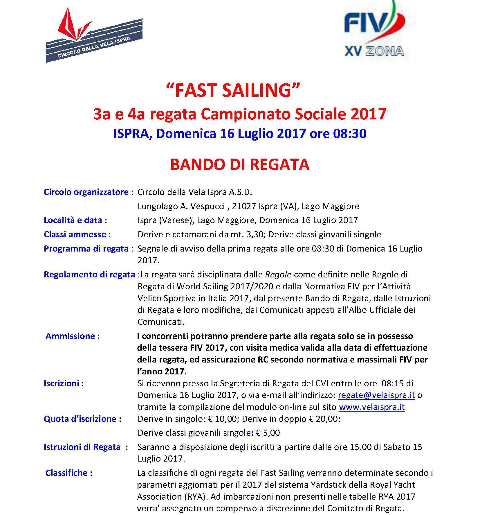 Bando FS 160717