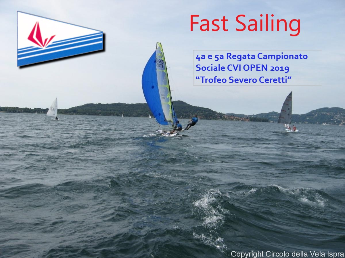 Fast sailing foto